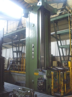 boring machine floor type pama ft 140 031alsmm