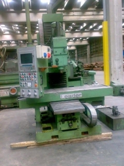 milling machine vertical orav leader 039frsv