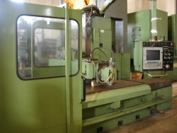 milling machine bed type tiger tfa6 043frsbf