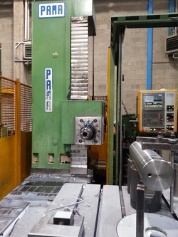 boring machine t type pama at 130 054alst