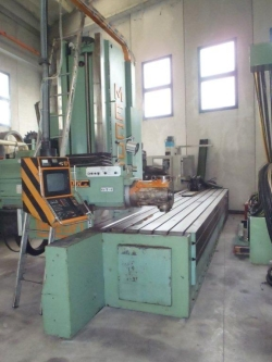 milling machine floor type mecof cs 88 g 071frsmm