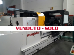 tornio parallelo gmg magister 514trn